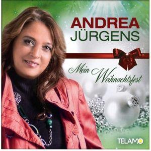 Mein Weihnachtsfest, Andrea Jürgens