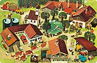 Mein Wimmelbuch: Bei uns im Dorf - Produktdetailbild 1