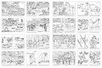 Mein Zoo Malbuch - Produktdetailbild 1