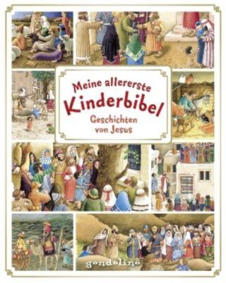 Meine allererste Kinderbibel - Rolf Krenzer |