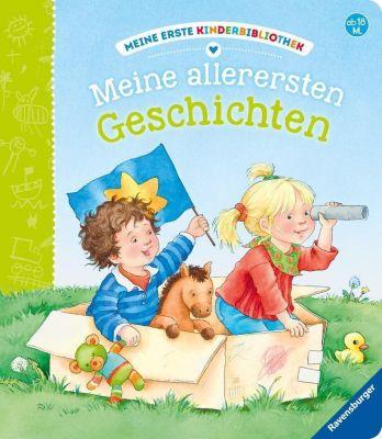 Meine allerersten Geschichten, Sandra Grimm, Susanne Szesny