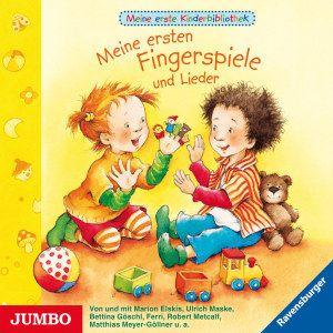 Meine Ersten Fingerspiele Und Lieder, Marion Elskis