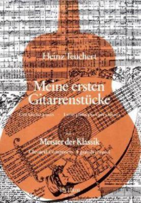 Meine ersten Gitarrenstücke: H.1 Meister der Klassik