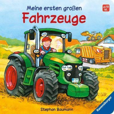 Meine ersten großen Fahrzeuge - Stephan Baumann |