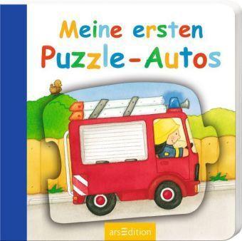 Meine ersten Puzzle-Autos