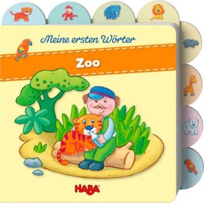 Meine ersten Wörter - Zoo