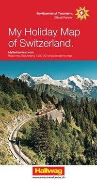 Meine Ferienkarte Schweiz 1:303'000