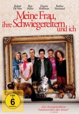 Meine Frau, ihre Schwiegereltern und ich, Robert De Niro,Dustin Hoffman Blythe Danner