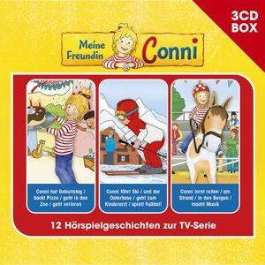 Meine Freundin Conni - 3CD Hörspielbox Vol. 2, Meine Freundin Conni (TV-Hörspiel)