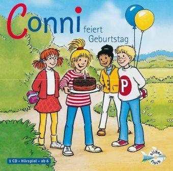 Meine Freundin Conni, Conni feiert Geburtstag, 1 Audio-CD, Julia Boehme, Liane Schneider