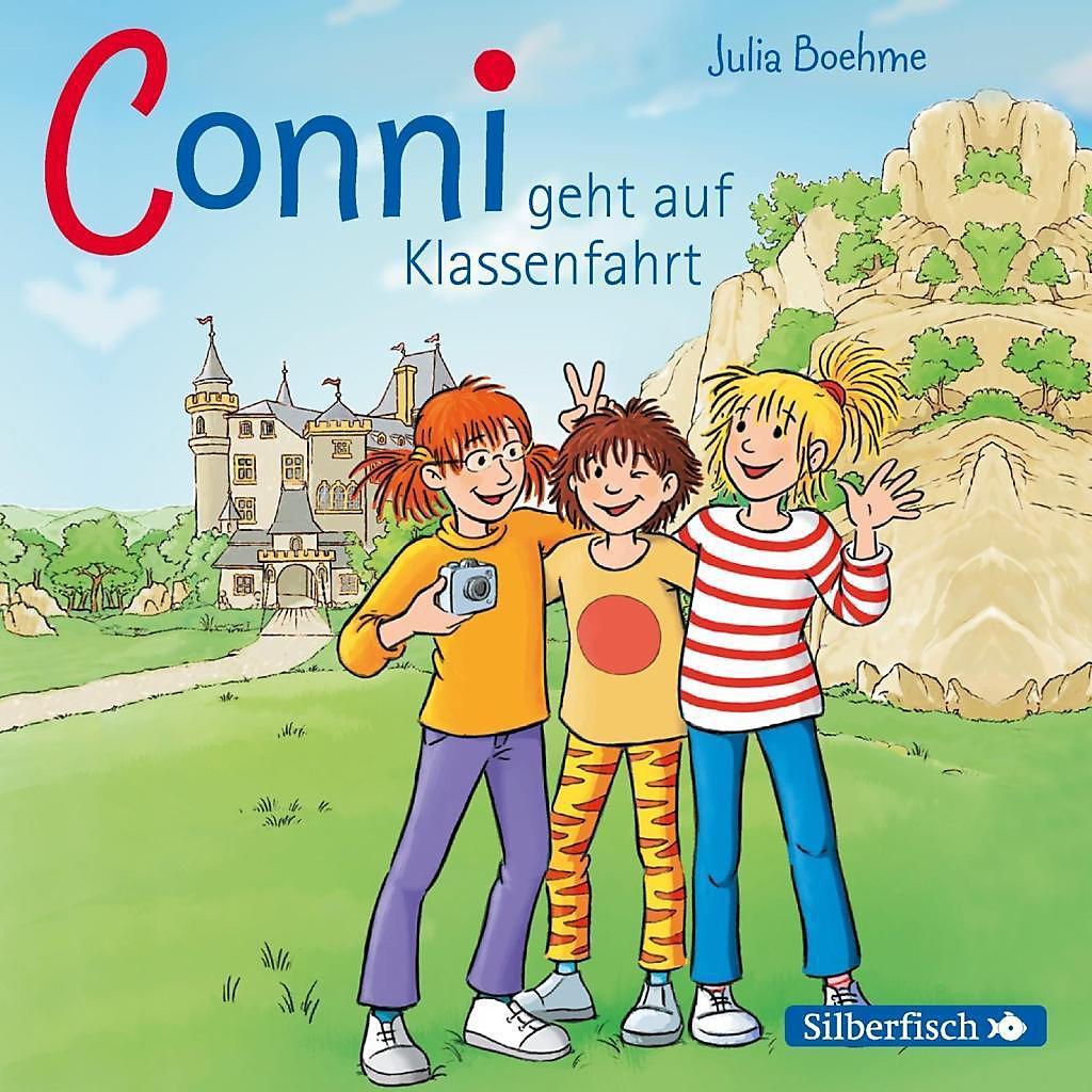 Meine Freundin Conni, Conni geht auf Klassenfahrt, Audio