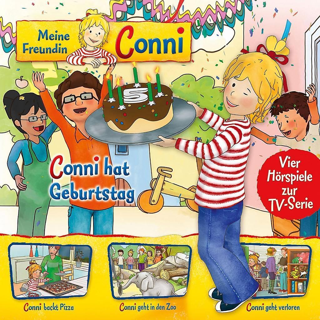 Conni Hat Geburtstag