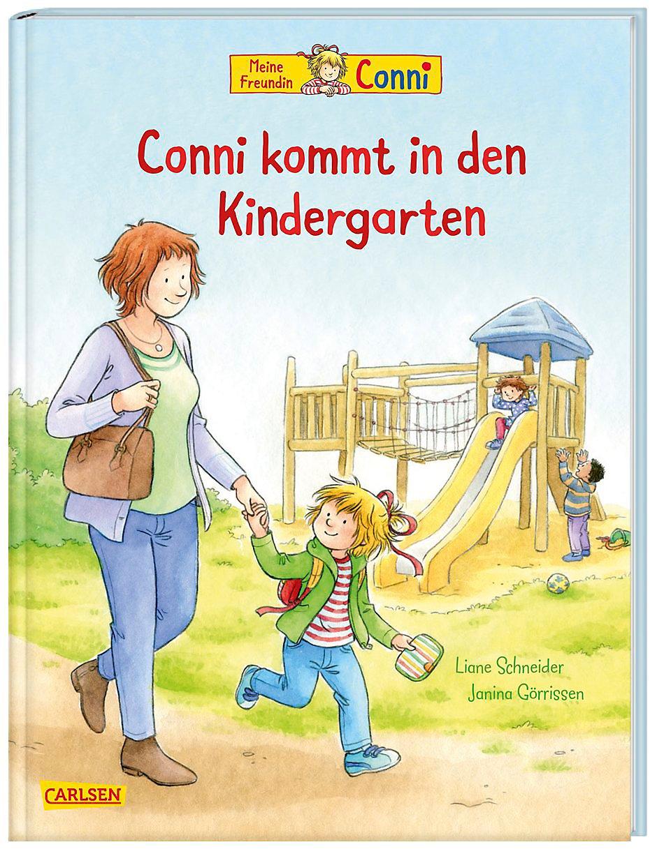 Meine Freundin Conni, Conni kommt in den Kindergarten Buch