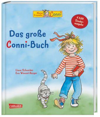 Meine Freundin Conni, Das große Conni-Buch, Sonderausgabe, Liane Schneider