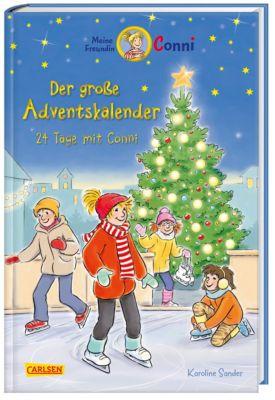 Meine Freundin Conni - Der große Adventskalender - Karoline Sander |