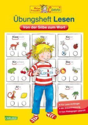 Meine Freundin Conni - Übungsheft Lesen - Hanna Sörensen pdf epub