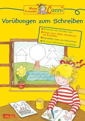 Meine Freundin Conni, Vorübungen zum Schreiben - Hanna Sörensen pdf epub