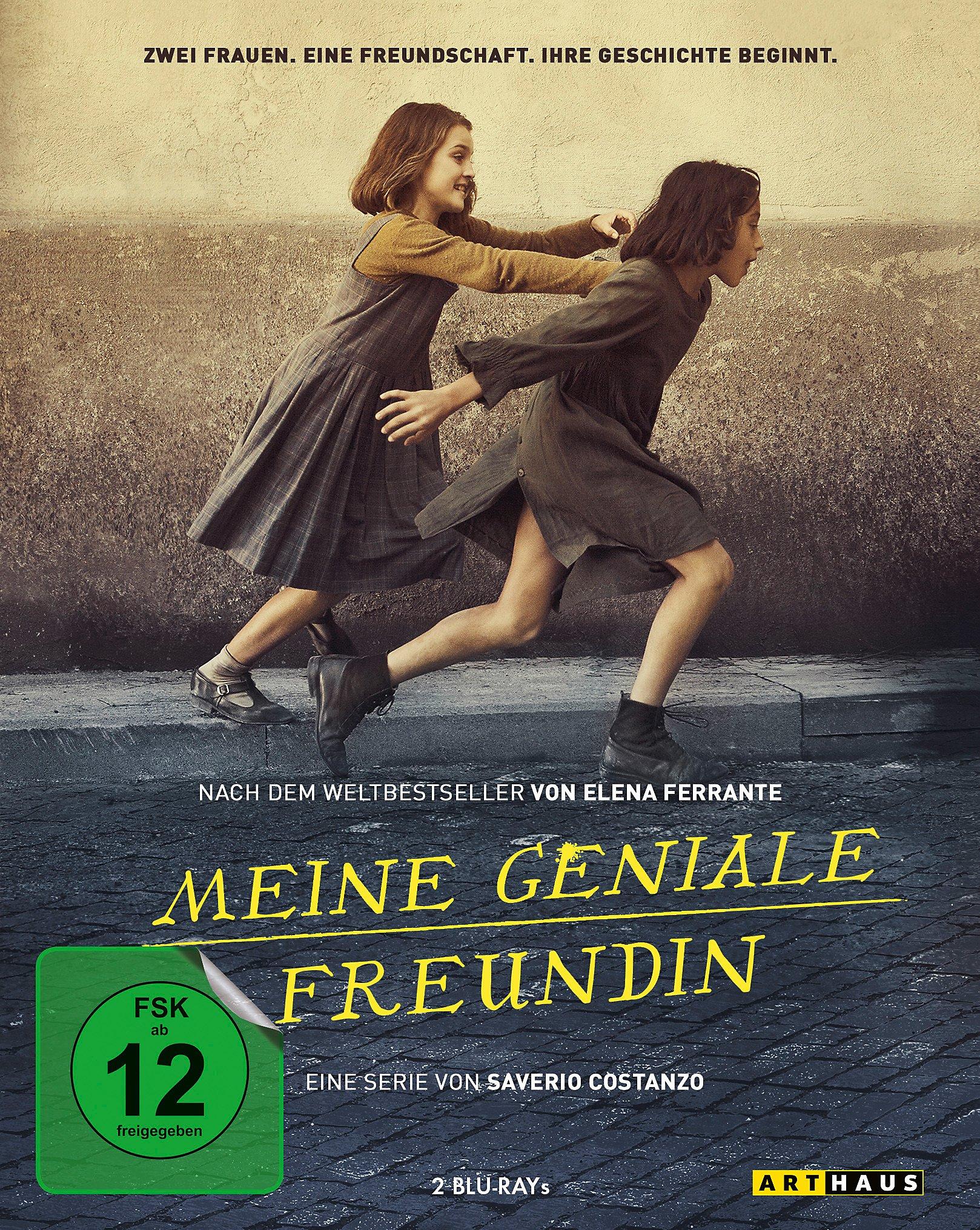 Meine geniale Freundin - Staffel 1 Blu-ray bei Weltbild.at