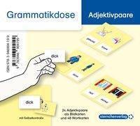 Meine Grammatikdose - Adjektivpaare - Katrin Langhans pdf epub