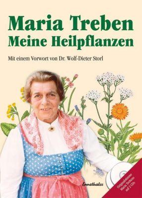 Meine Heilpflanzen, m. 2 Audio-CDs, Maria Treben