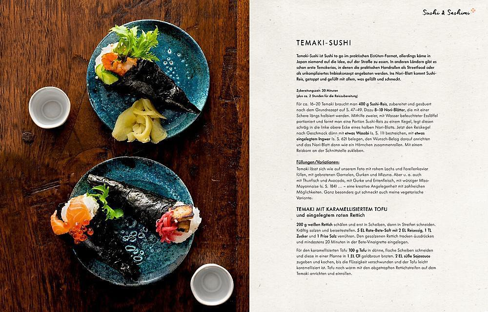 Meine japanische Küche Buch von Stevan Paul portofrei bestellen