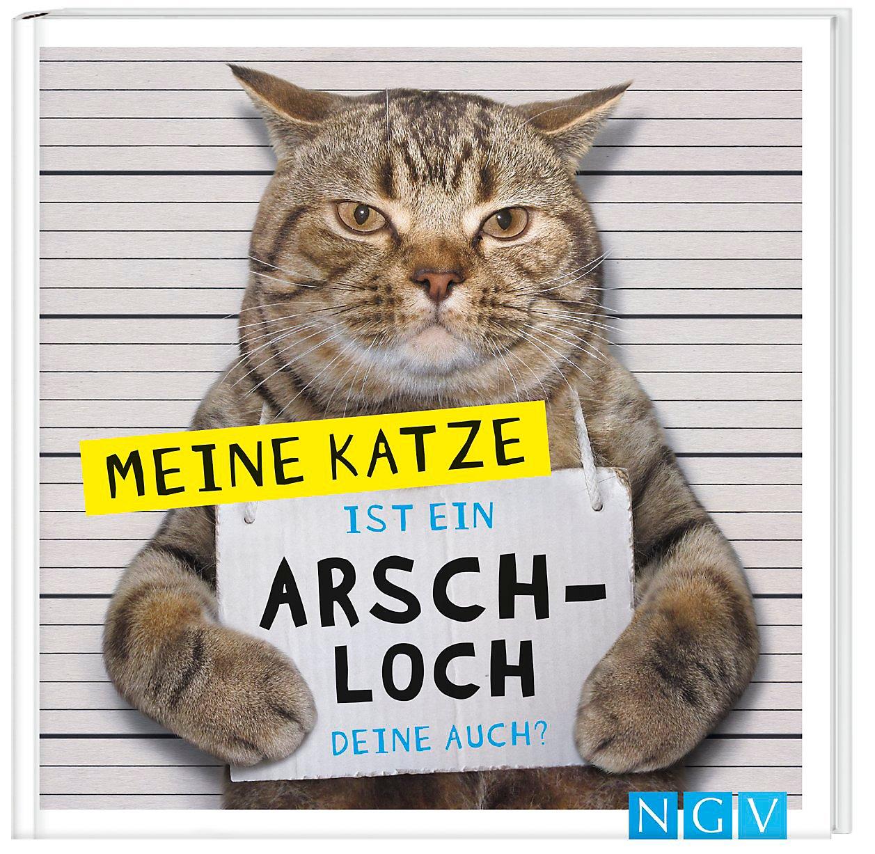 Meine Katze ist ein Arschloch - Deine auch? Buch - Weltbild.ch