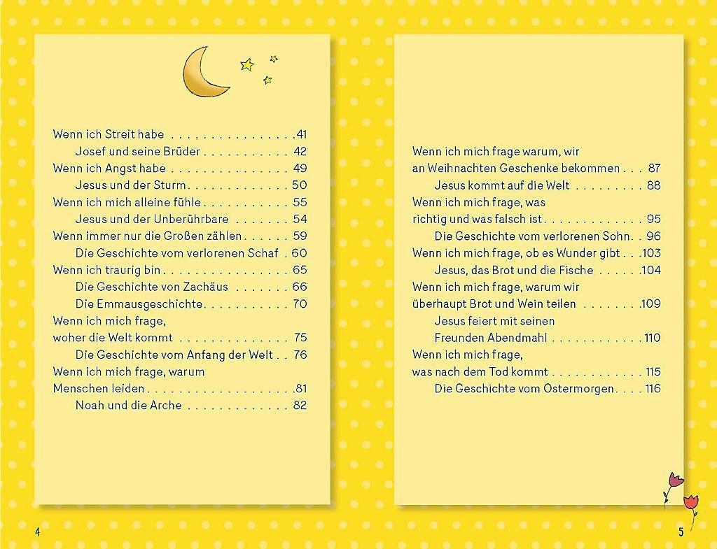 Meine Kinderbibel für Sonnenschein und Regentage. Albert Biesinger