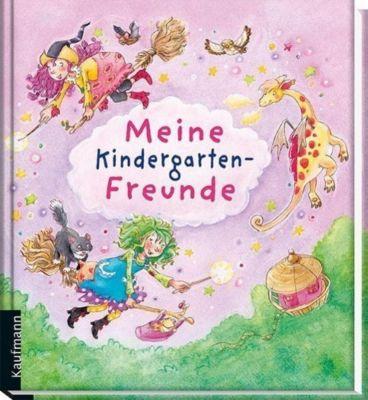 Meine Kindergarten-Freunde (Motiv Hexen)