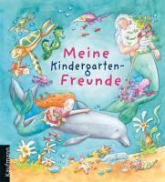 Meine Kindergarten-Freunde (Motiv Unterwasserwelt)