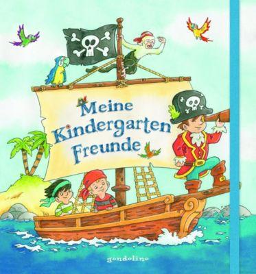 Meine Kindergarten-Freunde - Piraten