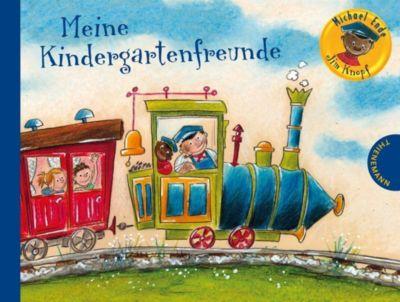 Meine Kindergartenfreunde - Jim Knopf - Michael Ende pdf epub