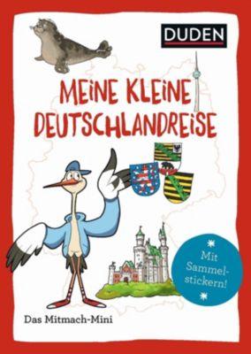 Meine kleine Deutschlandreise, Dudenredaktion