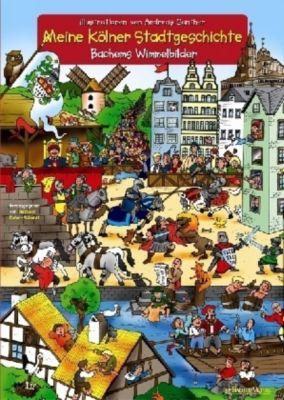 Meine Kölner Stadtgeschichte, Andreas Ganther
