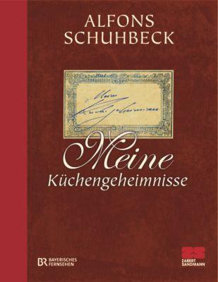 Meine Küchengeheimnisse, Alfons Schuhbeck