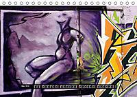 Meine Liebe - Graffiti (Tischkalender 2019 DIN A5 quer) - Produktdetailbild 3