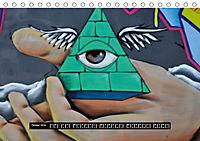 Meine Liebe - Graffiti (Tischkalender 2019 DIN A5 quer) - Produktdetailbild 10