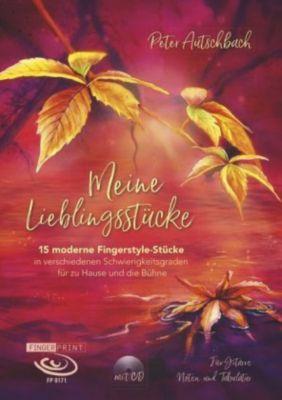 Meine Lieblingsstücke, m. 1 Audio-CD, Peter Autschbach