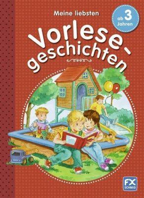 Meine liebsten Vorlesegeschichten ab 3 Jahren, Diana Lucas, Petra Bartoli y Eckert