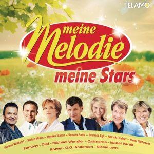 Meine Melodie-Meine Stars, Diverse Interpreten