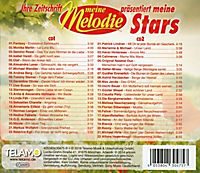 Meine Melodie-Meine Stars - Produktdetailbild 1