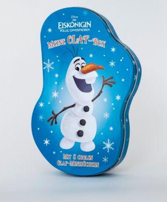 Meine Olaf der Schneemann Minibuch-Box