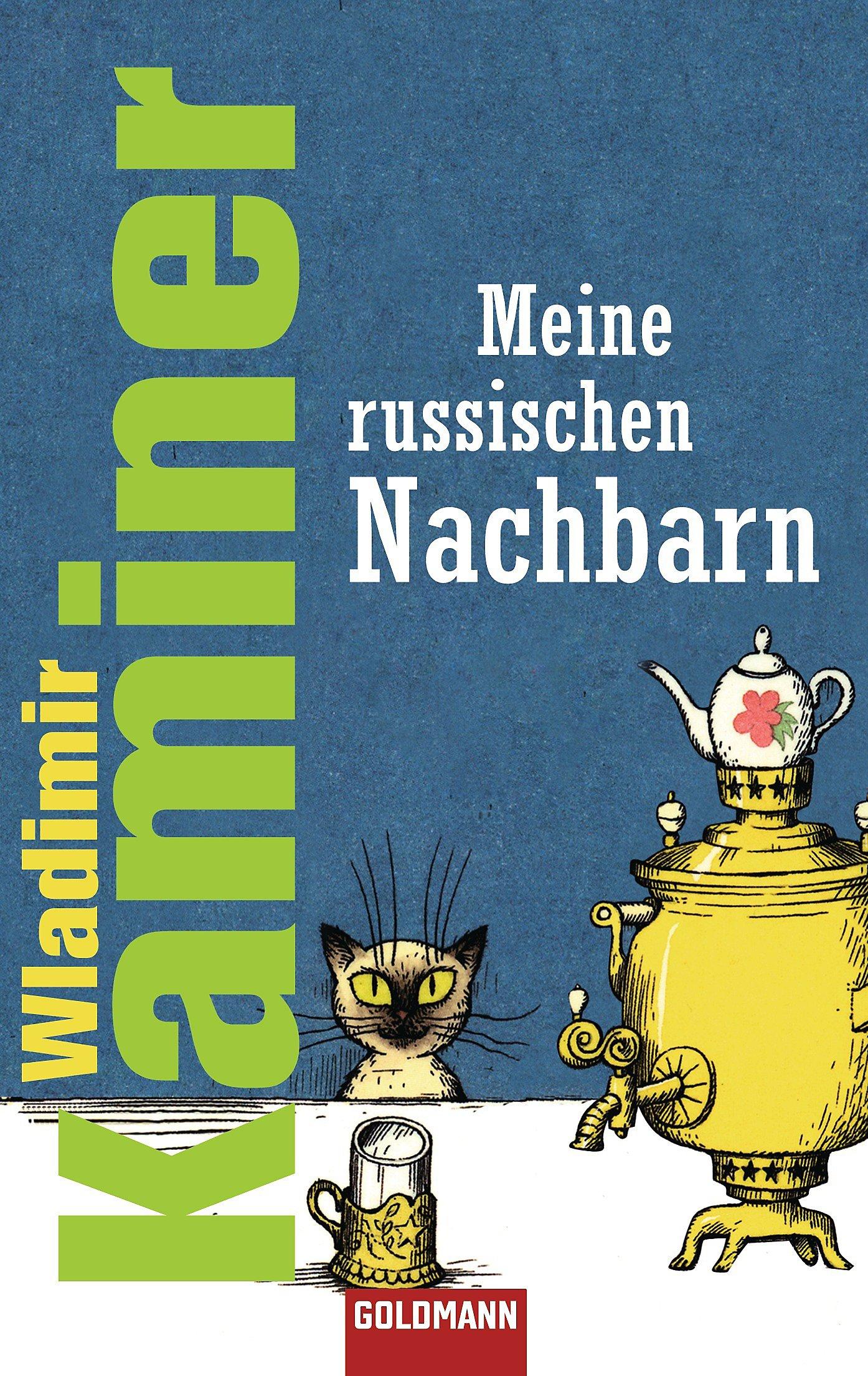 Meine russischen Nachbarn Buch bei Weltbild.de online bestellen
