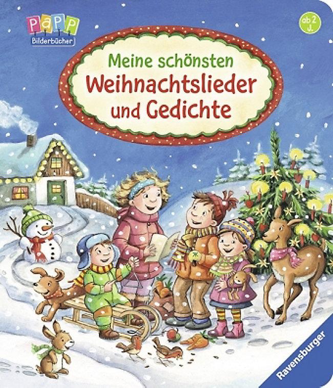 Meine schönsten Weihnachtslieder und Gedichte Buch - Weltbild.de