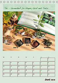 Meine Welt des Tees (Tischkalender 2019 DIN A5 hoch) - Produktdetailbild 6