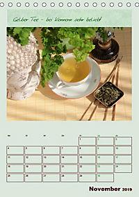 Meine Welt des Tees (Tischkalender 2019 DIN A5 hoch) - Produktdetailbild 11