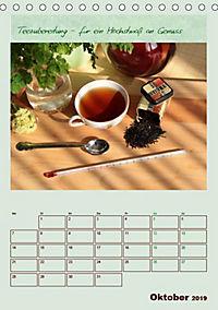 Meine Welt des Tees (Tischkalender 2019 DIN A5 hoch) - Produktdetailbild 10