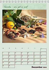 Meine Welt des Tees (Tischkalender 2019 DIN A5 hoch) - Produktdetailbild 12