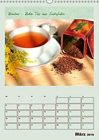 Meine Welt des Tees (Wandkalender 2019 DIN A3 hoch) - Produktdetailbild 3