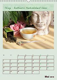 Meine Welt des Tees (Wandkalender 2019 DIN A3 hoch) - Produktdetailbild 5