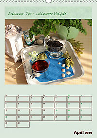 Meine Welt des Tees (Wandkalender 2019 DIN A3 hoch) - Produktdetailbild 4
